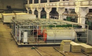 завод блочно модульных котельных энерголидер зао